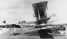 GERMAN AIRCRAFT OF THE FIRST WORLD WAR 1914-1918