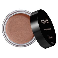 Make B. Urban Ballet Mousse Iluminador Facial Romantic Light - O Boticario