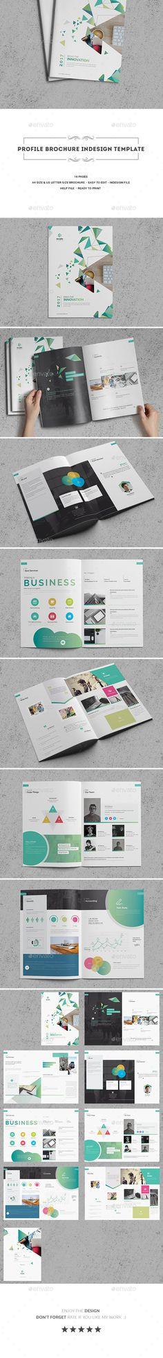 Company Profile Company profile, Business design and Psd templates - profile company template