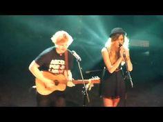 Ed Sheeran  Nina Nesbitt- Hallelujah