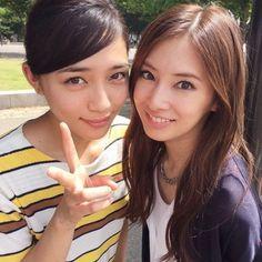 "1,831 Likes, 8 Comments - saiha (@saiha6047) on Instagram: ""#川口春奈 & #北川景子…"""
