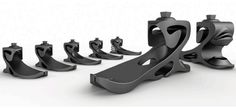 Australian Researchers Create 3D Printed Foot Prosthetics for Under $10 http://3dprint.com/84190/3d-printed-foot-prosthetics/