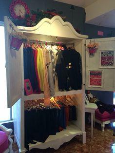 Creando nuevos espacios, armario!