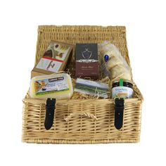 A cream tea hamper is perfect for a picnic at a Devon castle  Enchanted by history?  Love exploring ruins to visualise the past glory of a place?  Then you simply must visit these historic castles here in Devon...  #history #Devon #castlesaroundtheworld #castle #past #heritage #travel #tourism #placestosee