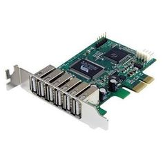 5Port High Speed USB 2.0 PCI Controller Card Chip Hi-Speed up to 480Mbps O 4+1