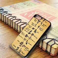 Mortal Instruments Runes iPhone 6 iPhone 6S Case