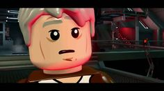 Lego Star Wars The Force Awakens - All Moive #15