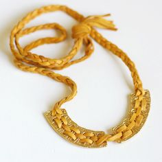 Ossa Braided Necklace by Wiksten + Odette