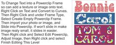 How to Add a Image to Text. Patterns used are from Freepik.com