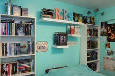 Bookshelf Tour!! Check it out!