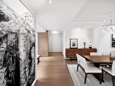 Hariri & Hariri Architecture Helps an NYC Couple Downsize With Style