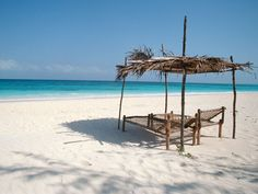 Zanzibar's miles of unspoiled beaches are considered to be some of the world's most peaceful and remote places to vacation. The locals' simple way of life is a pleasant change in direction from the resort-lined beaches of more popular destinations.