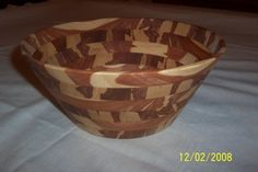Large wooden bowl, eastern red cedar, free shipping