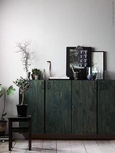 DIY IVAR med bets | IKEA Livet Hemma – inspirerande inredning för hemmet