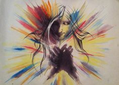 Watercolor — 2015, 30х40