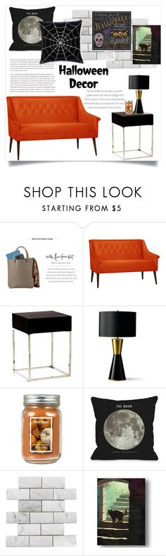 """""""Untitled #863"""" by neflaluna on Polyvore featuring interior, interiors, interior design, home, home decor, interior decorating, Graphic Image, MANGO, Moe's and Frontgate"""