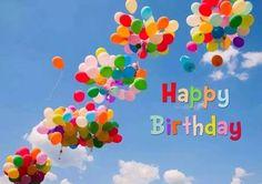 """Neon Trees~ """"Living In Another World"""" Birthday Wishes Greetings, Happy Birthday Wishes Images, Birthday Blessings, Happy Birthday Quotes, Birthday Msgs, Cool Birthday Cards, Birthday Board, Happy Birthday In Heaven, Birthday Balloons"""
