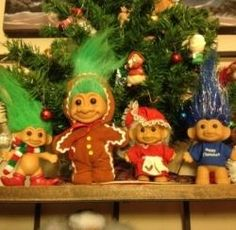 My favorite childhood toy was the troll doll. Back in the sixties, the troll doll was a huge fad and I owned many of them. I remember having a...