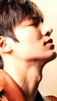 (Picture: lee min ho) And the anguish came. The pain. The hurt. The exhaustion. No anger. He was too far gone for that...