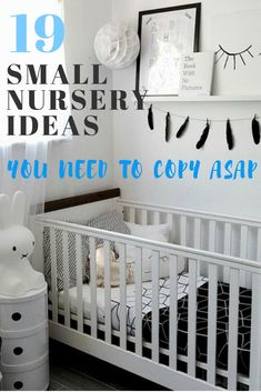 Baby Organization For Small Spaces Nurseries Cribs Ideas Small Baby Nursery, Small Space Nursery, Baby Boy Rooms, Baby Boy Nurseries, Small Baby Rooms, Baby Ideas For Nursery, Cheap Nursery Ideas, Small Nursery Layout, Cribs For Small Spaces