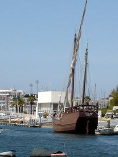 One of the many boats at the Marina, #Lagos #Portugal