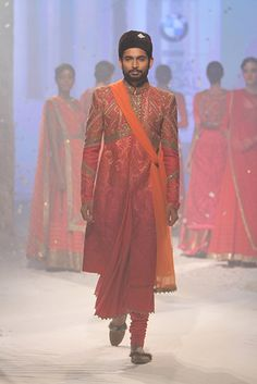 JJ Valaya  - BMW India Bridal Fashion Week 2015