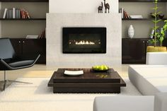 Design Fireplace: Fireplace For Modern Home Interior Image: Chose Fireplace Design Ideas for Your Home