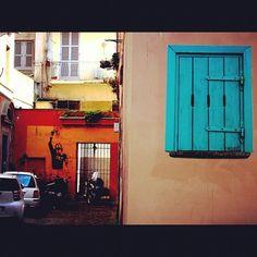 Ventanas falsas, de Sbagliato [Street Art]