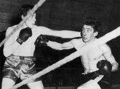 Reggie Kray boxing