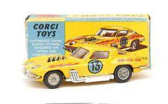 Corgi Toys by Andrew Hill: 337 Metal Toys, Tin Toys, Weird Cars, Crazy Cars, Chevrolet Corvette Stingray, Corgi Toys, Matchbox Cars, Hot Wheels Cars, Vintage Ads