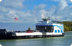 Miller Ferry~ transportation to Put-in-Bay, Ohio's annual Island Wine Festival.