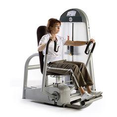 Training machine weight training machine / rehabilitation - proxomed® Medizintechnik