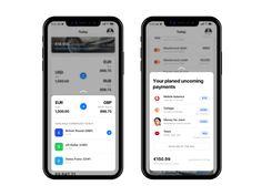 Newbank - 3D Touch Modals, iOS 11
