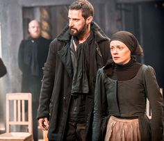 Richard Armitage is stunning in terrifying adaptation of The Crucible: Review