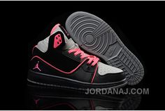 new styles d2921 697d1 Find Womens Nike Air Jordan 1 Flight 2 Womens Black Hyper Pink-Wolf Grey  online or in Nikelebron. Shop Top Brands and the latest styles Womens Nike  Air ...