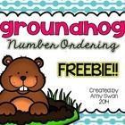 Your students will love this fun Groundhog themed math station!  Students will practice putting the numbers 0-20 in order.  A recording sheet is pr...