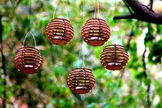 Firefly Luminairies. Wooden lantern kits for by 1Man1Garage