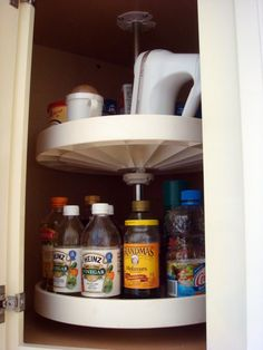 I thought my kitchen was organized, but I kept finding problem areas. I cleaned out our corner cupboard, where I store our baking items.   ...