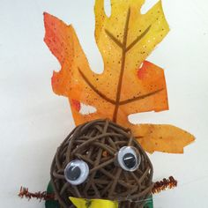 Cute thanksgiving craft project