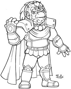 tmnt coloring pages shredder machine - photo#13
