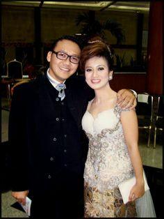 With Prita Laura Metro TV News presenter