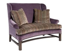 Pearson Furniture 1830 Marilyn Love Seat http://www.pearsonco.com/Furniture/Upholstery/Sofas-and-Loveseats/i320751-Settee.aspx