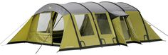 The Eclipse is truly luxurious and impressive in its size. The very bright and airy living area this tent provides through the inclusion of enormous windows and pre-bent AirBeams loads of living space for friends and family gatherings. This combined with the ease and speed that Vango AirBeam® offers makes this tent the ideal solution for busy families who want home comforts when they camp without the hassles usually associated with pitching a large tent.