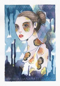 juliana rabelo | illustration: Ilustrasunday #6
