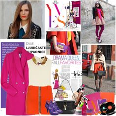 Street Fashion, created by tugce.polyvore.com