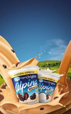 Yogurt Alpina