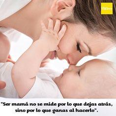 ¡Ser mamá es lo mejor del mundo! 😍 #FraseDelDía http://fb.me/EEryLbwD