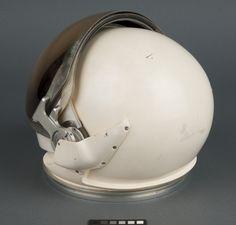 Helmet, GH-4-C, White, Gemini 4