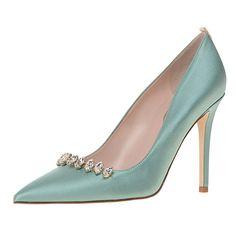 sarah jessica parker bridal shoe collection