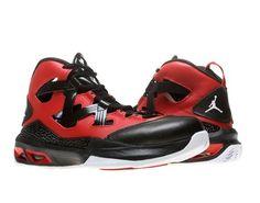 Nike Air Jordan Melo M9 (GS) Boys Basketball Shoes 552655-601 Gym Red a63f7e485bce